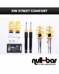 KW Gewindefahrwerk Street Comfort inox