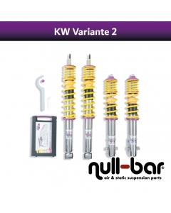 KW Gewindefahrwerk Variante 2 inox