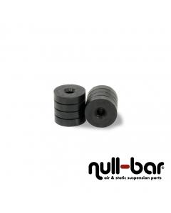 Begrenzer Universal, 40mm Länge - 10mm Kolbenstangendurchmesser (Paar)