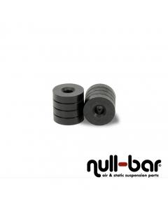 Begrenzer Universal, 40mm Länge - 12mm Kolbenstangendurchmesser (Paar)