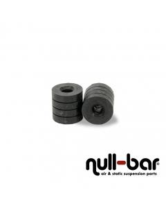 Begrenzer Universal, 40mm Länge - 14mm Kolbenstangendurchmesser (Paar)