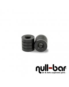 Begrenzer Universal, 40mm Länge - 16mm Kolbenstangendurchmesser (Paar)