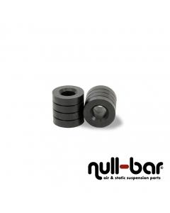 Begrenzer Universal, 40mm Länge - 18mm Kolbenstangendurchmesser (Paar)