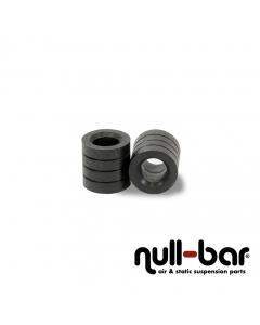 Begrenzer Universal, 40mm Länge - 22mm Kolbenstangendurchmesser (Paar)